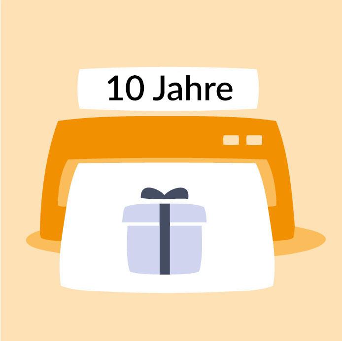 10 Jahre simple-fax.de