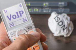 VoIP löst ISDN ab